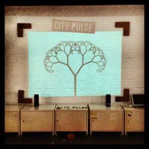 City Pulse : Final exhibit
