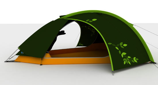 This tent design inspired from the structure of a leaf is something I found fascinating. Although I dont know if it is using biomimetic principles in the ...  sc 1 st  Gabriella Levine : design a tent - memphite.com