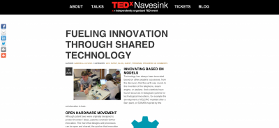 FUELING INNOVATION THROUGH SHARED TECHNOLOGY